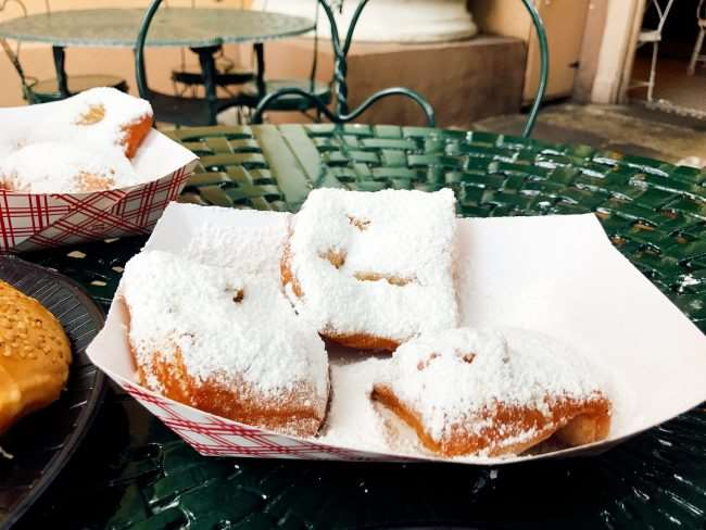 Beignet there and done that at Cafe Beignet - Eat Your Way Around New Orleans and taste how diverse the city's culinary scene is. If you are traveling to NOLA check out these restaurants we visited on a recent trip and are sure to go back to again and again