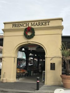Best of New Orleans with Kids in 3 Days - The Historic French Market is a must see in NOLA. Local artists, food, Cafe DuMonde beignets, and more await you and your family here