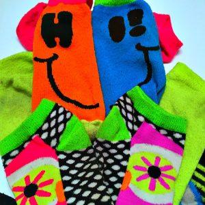 sock fight high energy kids activities