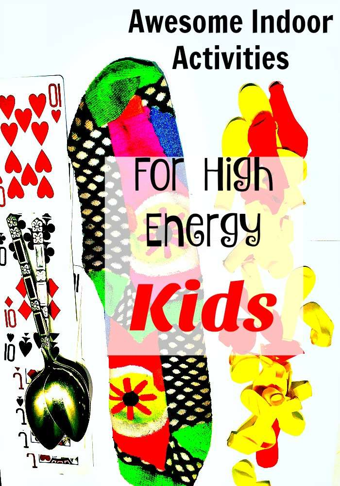 Awesome Indoor Activities For High Energy Kids Little