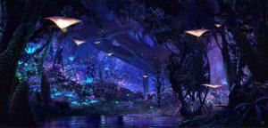 Image Na'vi River Journey in Pandora – The World of AVATAR at Disney's Animal Kingdom - Credit: Disney Parks