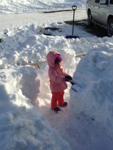 gir in snow