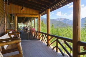America's Front Porch Grand Lake Lodge Grand Lake Colorado