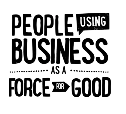 Supporting Good Business with Your Wallet - Just like looking for Fair Trade certification for coffee and chocolate, a B Corporation certification verifies that a company is interested in doing more and looking at more than just their bottom line.
