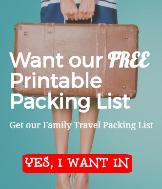 Travel Printable Packing List