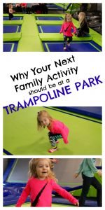Make Your Next Family Activity a Trip to an Indoor Trampoline Park - It's family fun for all ages