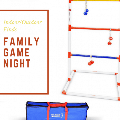 Favorite Finds for Family Game Night