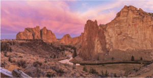 Smith Rock National Park - 5 of The Best Hikes in Oregon