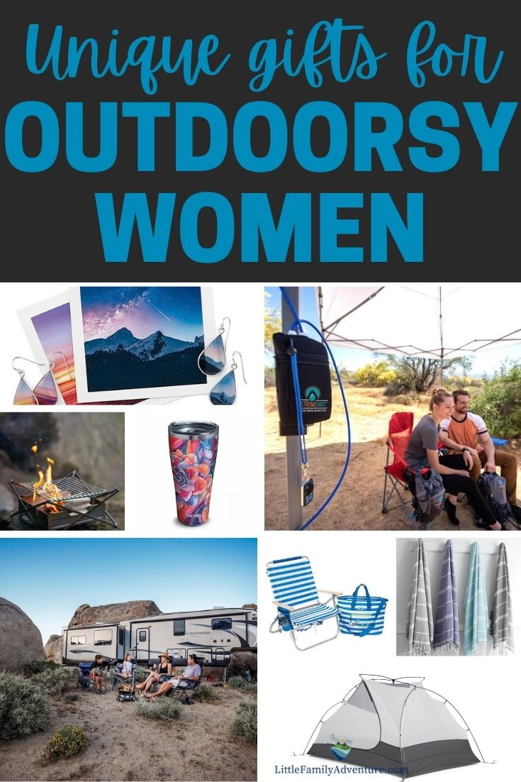 outdoor gifts for women