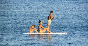 Tips to Help You Teach Your Kids How to Paddle board