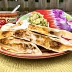 Sausage & Egg Breakfast Quesadilla Recipe