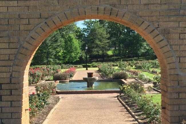 Tyler Texas Rose Garden Family Fun for Free