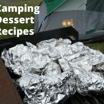 Camping Dessert Recipes
