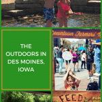 5 Fun Outdoor Things to Do with Kids in Des Moines, Iowa