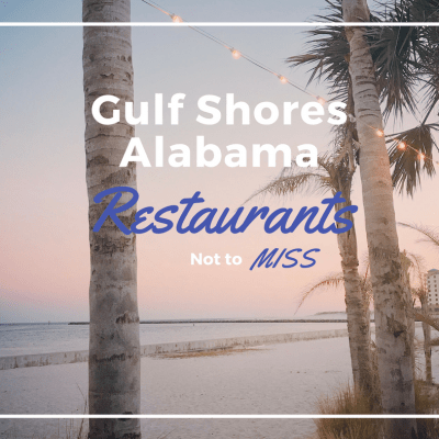 Taste the Best in Sea to Table: Where to Eat in Gulf Shores, Alabama