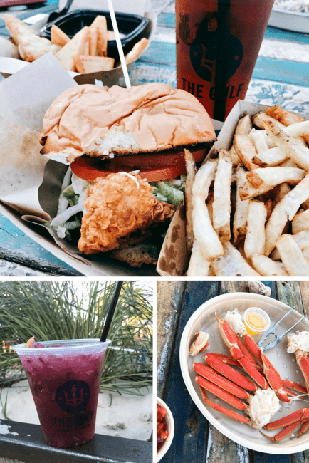 The Gulf Gulf Shores Restaurants