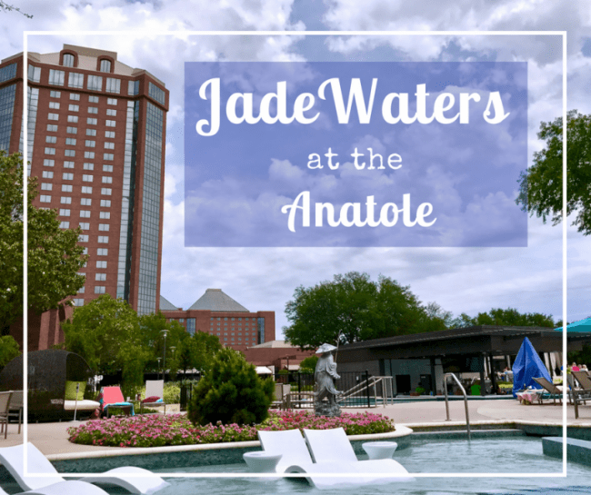 Jade Water at the Hilton Anatole Dallas