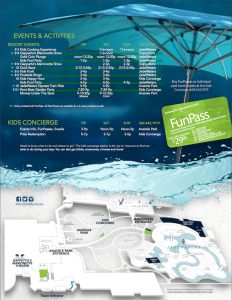 JadeWaters Resort Pool Events and Activities