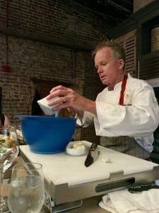 A huge thank you goes to Cotton Row and Chef James Boyce for hosting this dinner.