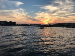 Sunset over Gulf Shores Alabama - Enjoy Gulf Shores and Orange beach Alabama and experience family fun on this 3 Days itinerary filled with Fun Things to Do With Kids