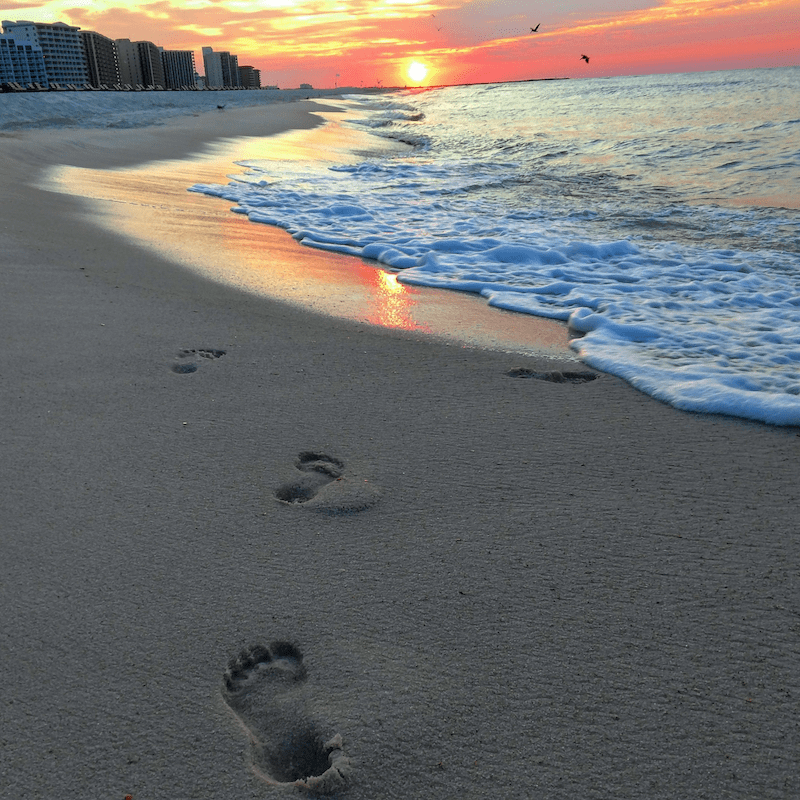 Things to Do in Gulf Shores Alabama - Catch the Sunrise
