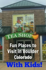 Easily see Boulder these three Boulder Attractions in one afternoon . Most are free!
