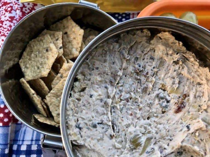 Tuscan Cream Cheese Dip
