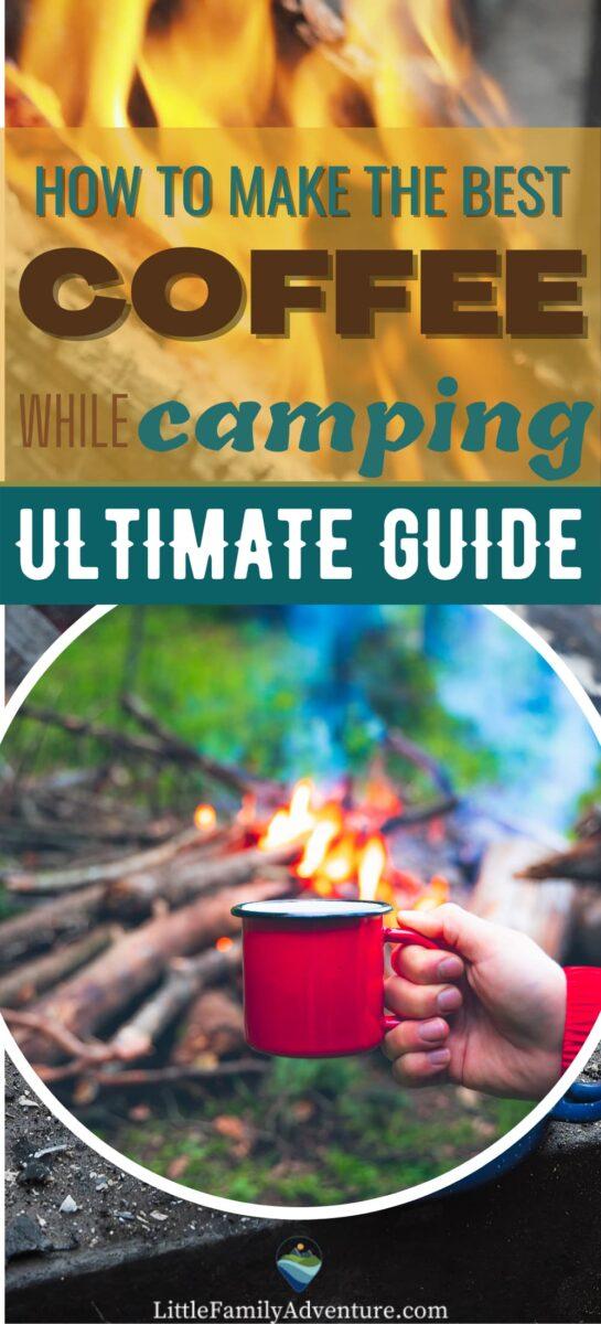 coffee campfire