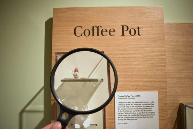 Coffee Pot Miniature