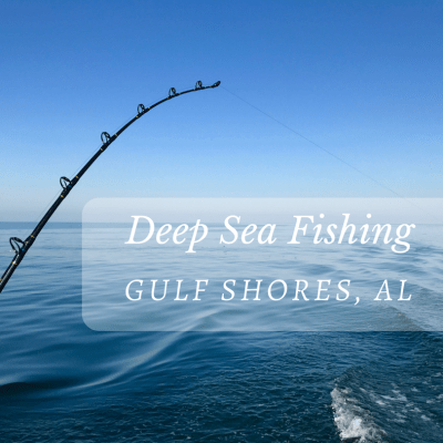 Getting to GO Deep Sea Fishing in Gulf Shores, Alabama for the 1st Time