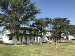 I70 Road Trip - 5 Things to Do in Hays, Kansas with Kids - Plan a visit to Historic Fort Hays