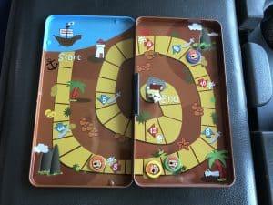 To Go Treasure Hunt travel game