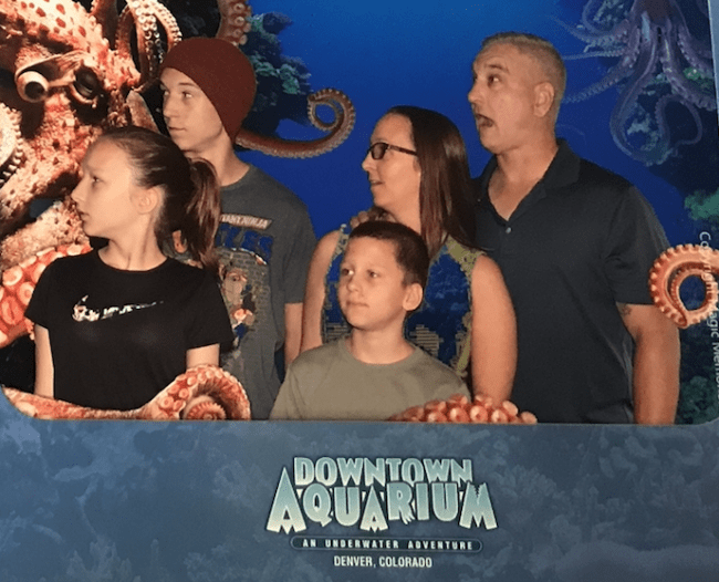 Discover the Underwater World at Denver's Downtown Aquarium - Here are 4 reasons to visor this family fun attraction today