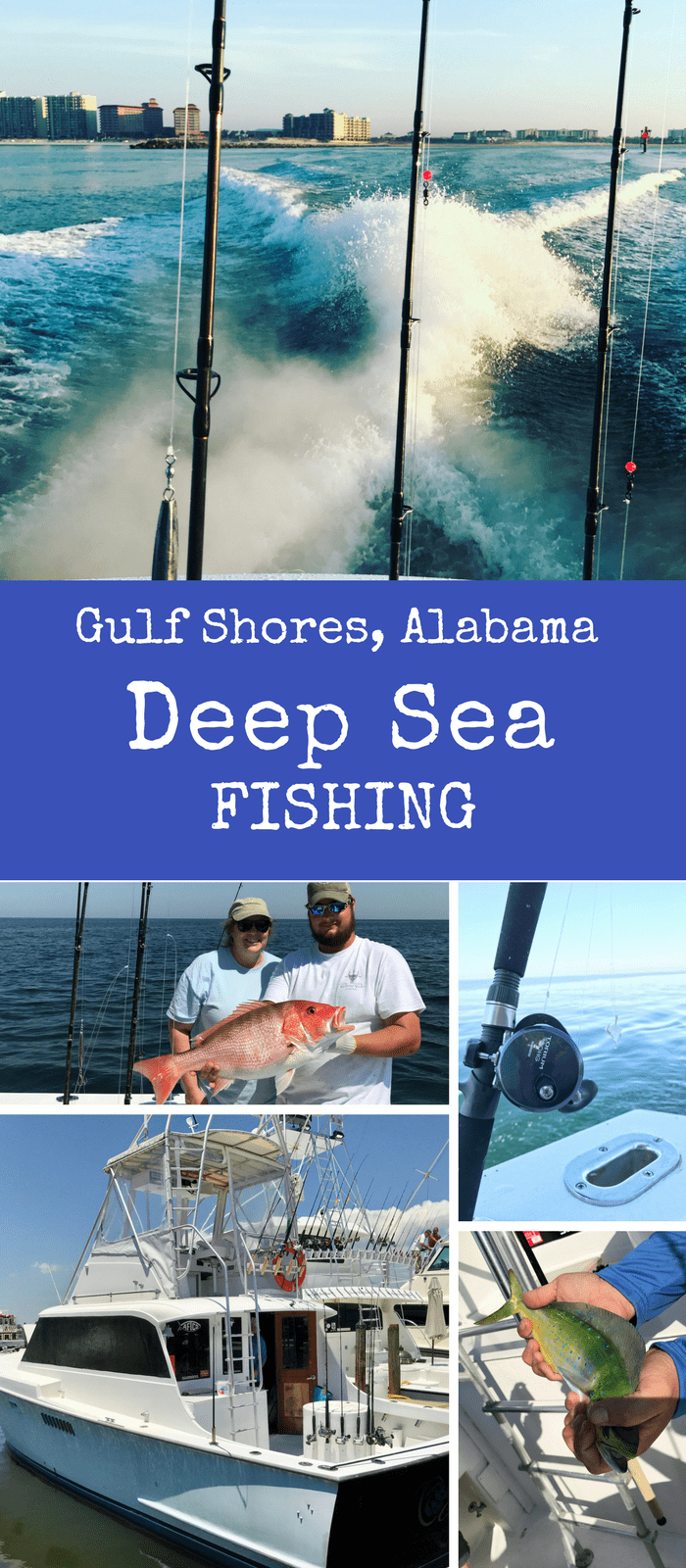 Looking to go deep sea fishing in the Gulf of Mexico/Gulf Coast? I've always wanted to and got the chance with Ocean Ox Charters out of Gulf Shores. Read about this first trip and why you should go out fishing too