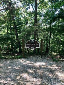 Hobbs State Park Visitor Center is a great place to learn ab out the area wildlife and fauna around Bentonville and Rogers, AR. Nearby Shadow Hollow Trail is scenic 1.5 mile loop