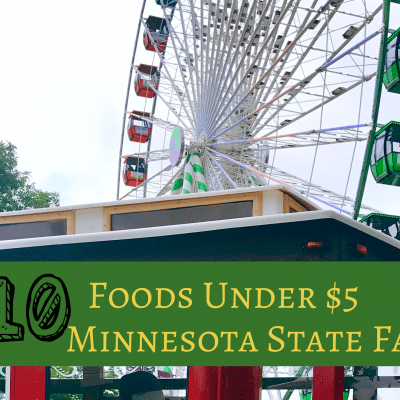 10 Healthy Minnesota State Fair Food Under $5