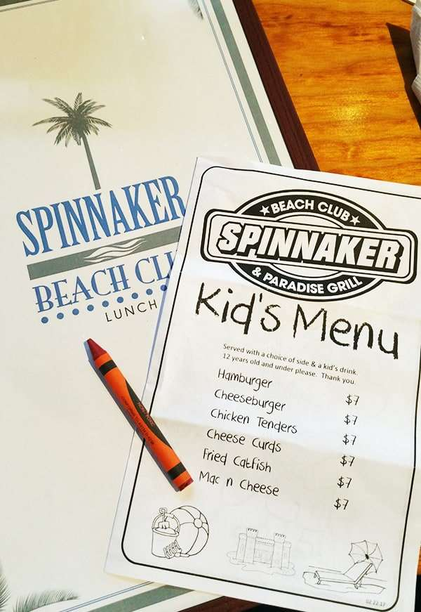 Spinnaker Beach Club & Paradise Grill