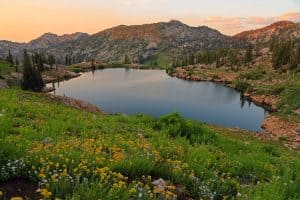 5 of the Best Family Hikes in Utah -Cecret Lake