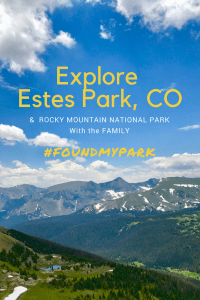 Explore Estes Park & Rocky Mountain National Park with the family