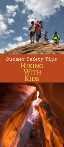 Safety Tips for Hiking with Kids