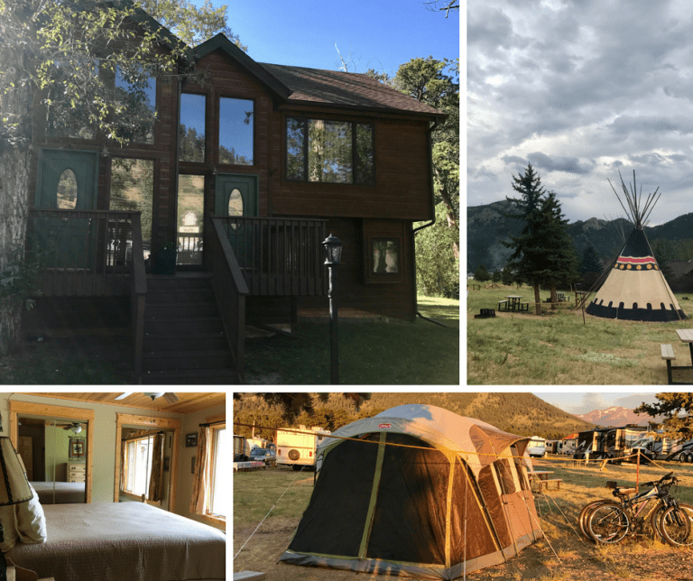 Lodging In Estes Park, Colorado