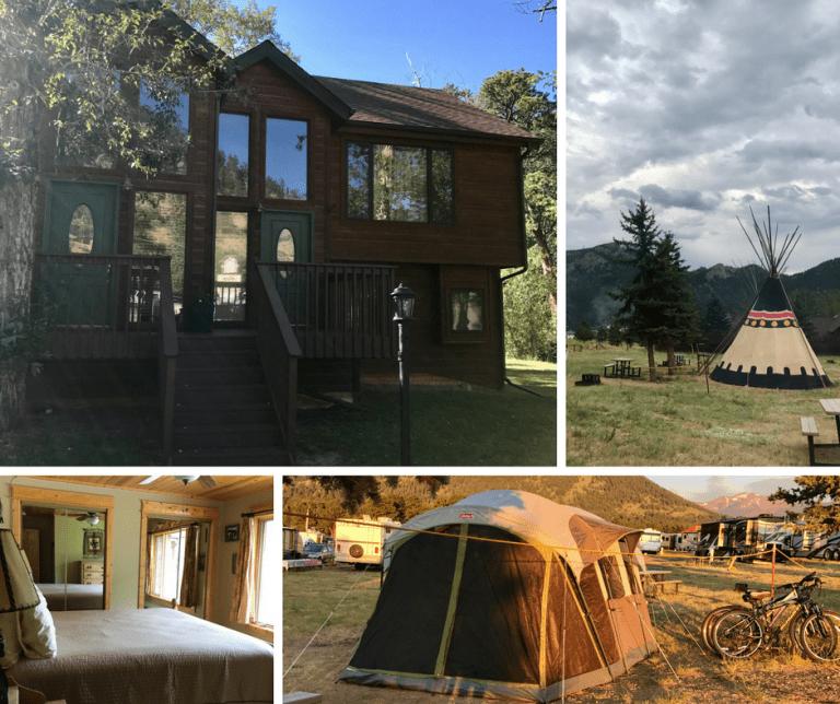 Campgrounds Estes Park Colorado: Lodging In Estes Park, Colorado