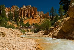 Mossy Cave in Bryce Canyon- 5 of the Best Family Hikes in Utah -