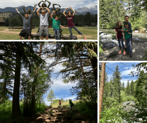 YMCA of the Rockies is kind of like summer camp for families.