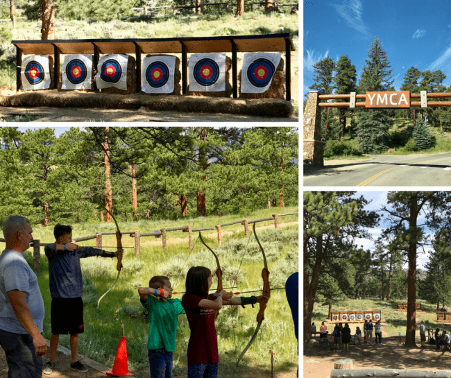 YMCA of the Rockies Archery
