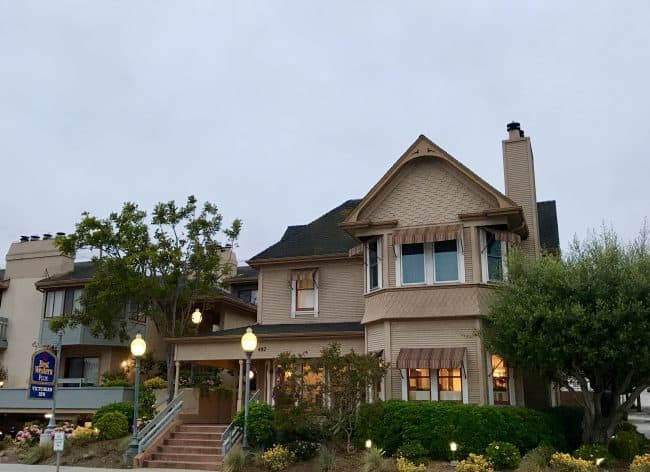 Victorian Inn - Monterey, CA