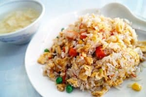 Chinese Style Fried Rice