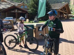 Mountain Bike Clinic at Deer Valley Resort