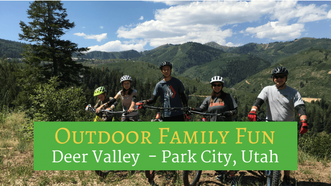 Deer Valley Outdoor Recreation