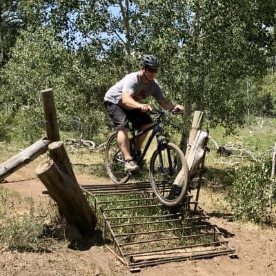 My Cautionary Tale Mountain Biking This Summer